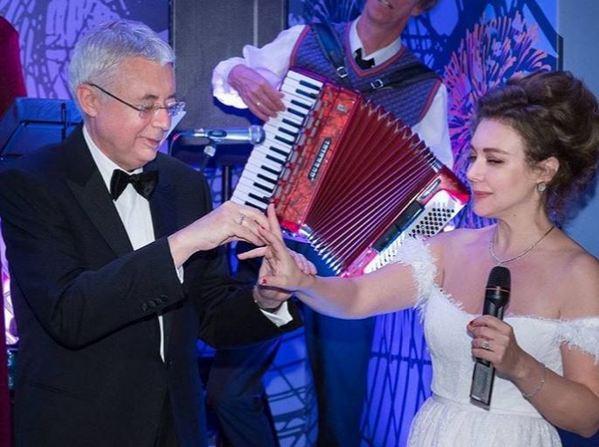 Божена Рынска рассказала о последних днях мужа: Игорь Малашенко перед смертью спрятал документы супруги