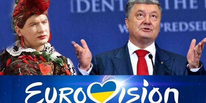 На «Евровидение-2019» от Украины поедет Сердючка или Порошенко: интернет-пользователи выдвигают свои версии
