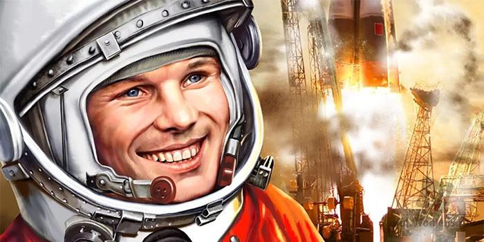 Картинки с Днем космонавтики 2019, рисунки для детей