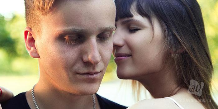 Одна вещь в поведении женщины, которая заставляет мужчину влюбиться