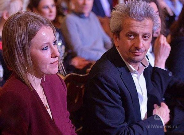 Константин Богомолов и Ксения Собчак больше не скрывают чувств: видео обнимающейся пары появилось в Instagram
