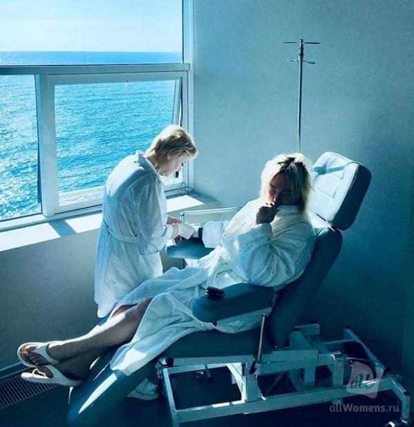 Лариса Гузеева попала в клинику после того как похудела на 10 кг