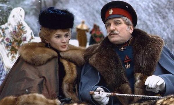 Татьяна Михалкова продемонстрировала редкое фото со съёмок «Сибирского цирюльника»