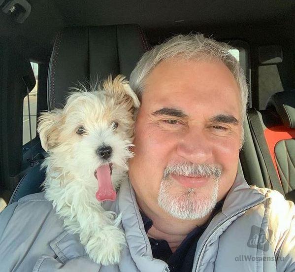 Сердце дрогнуло: Валерий Меладзе отправился в ателье, но домой вернулся с собакой