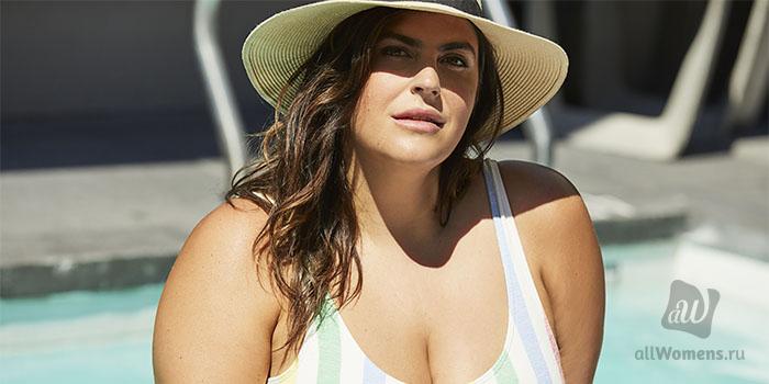 6 доказательств, почему полная женщина — красавица