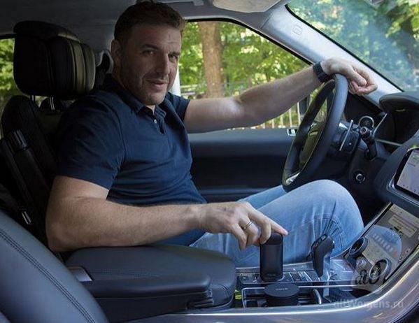 После расставания с Собчак Максим Виторган активно зарабатывает на рекламе