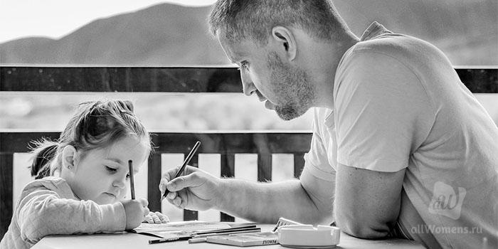 9 признаков, что ваш мужчина будет хорошим отцом
