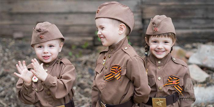 В чью честь назвать ребенка: Имена детей-героев Великой Отечественной войны