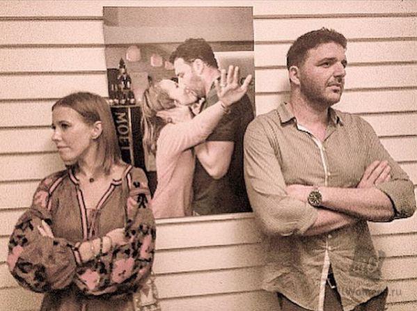 Максим Виторган не смог простить Ксению Собчак: обманутый муж высказался в блоге супруги