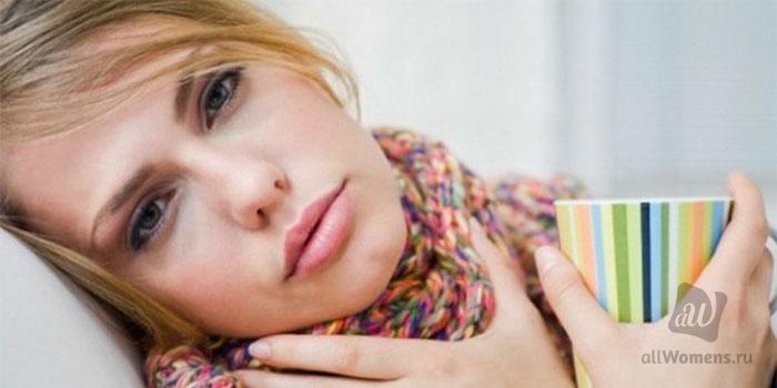 Болит горло: чем его лечить и полоскать в домашних условиях. Чем лечит