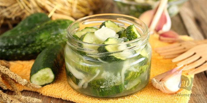Салат из огурцов на зиму — Пальчики оближешь от этих 14 рецептов. Сала