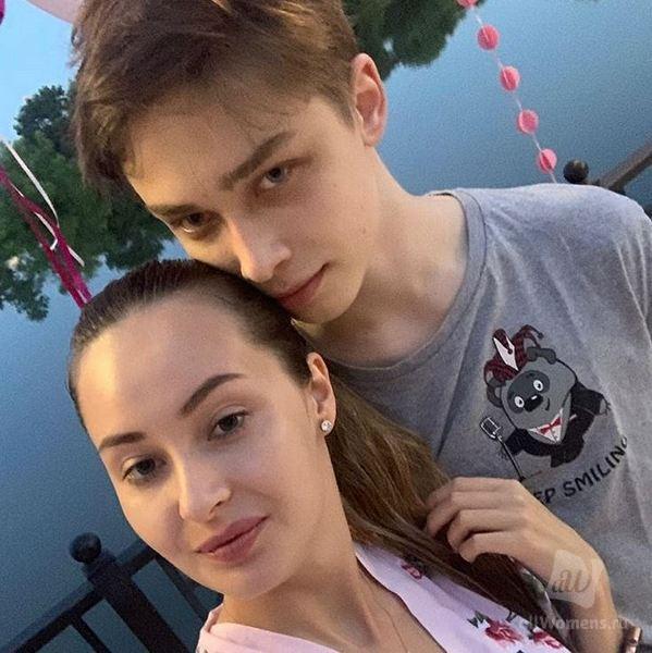 Сын Наташи Королёвой и Тарзана встречается с девушкой из «Дома-2»