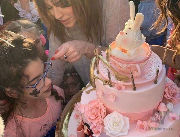 Высокие отношения: Тигран Кеосаян отпраздновал день рождения дочери с двумя жёнами