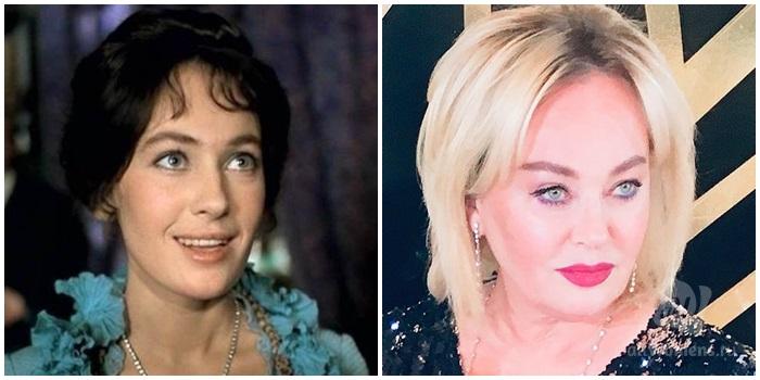 Как менялась внешность Ларисы Гузеевой: редкие фото в юности, молодости, средние годы и сейчас. Фото мамы, мужей и дочери актрисы