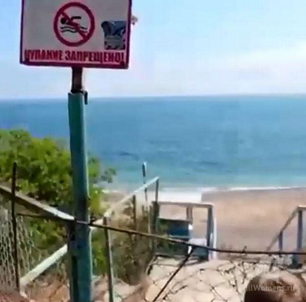 Крым наш? Стас Садальский опубликовал видео о захвате побережья военными