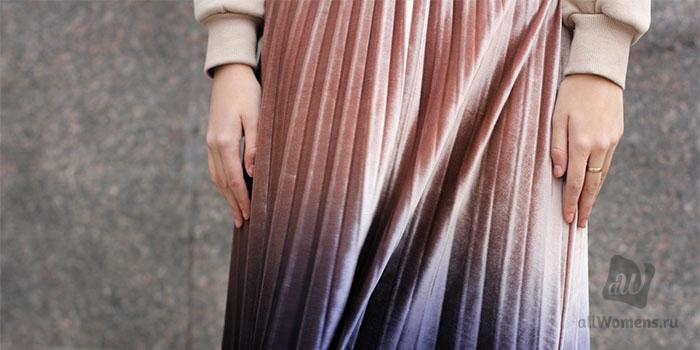 Юбка плиссе: с чем носить этим летом, чтобы не полнила. Топовые луки