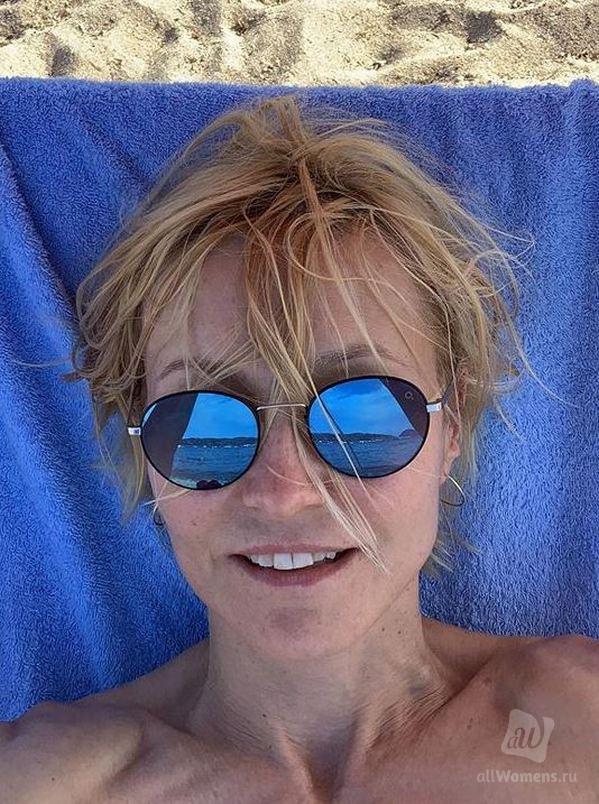 Ингеборга Дапкунайте опубликовала фото без ретуши: морщины не портят 56-летнюю актрису