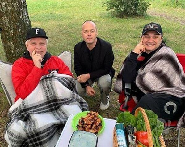 Борис Моисеев отдыхает в Юрмале: как сегодня выглядит артист