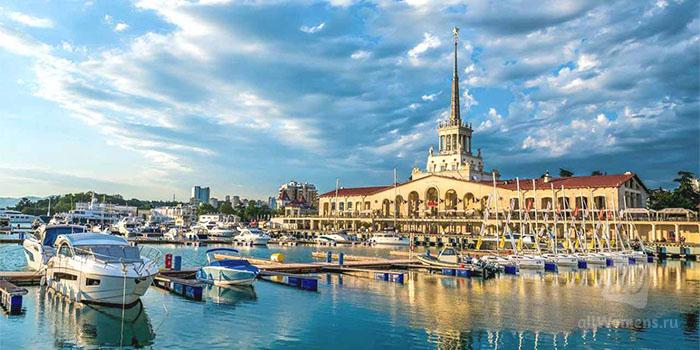 Прогноз погоды в Сочи на сентябрь 2019 порадует и туристов, и жителей