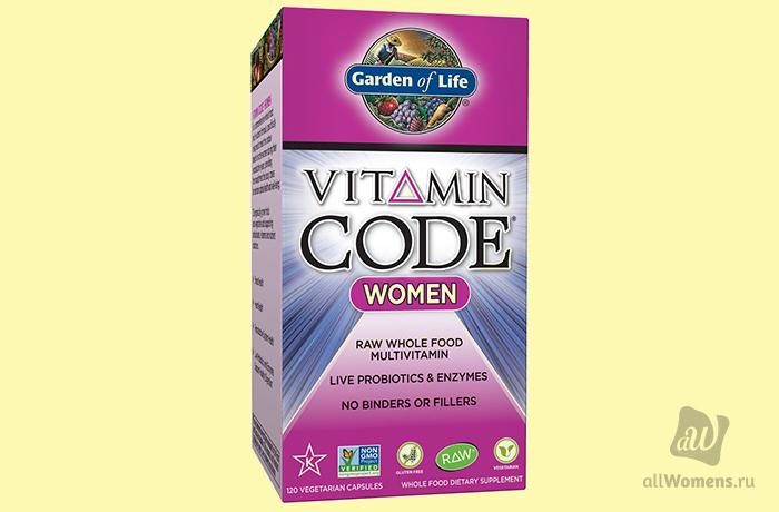 Vitamine Code