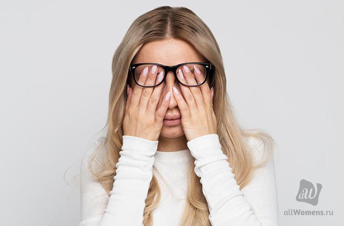 Нервный тик: что делать, если дергается глаз