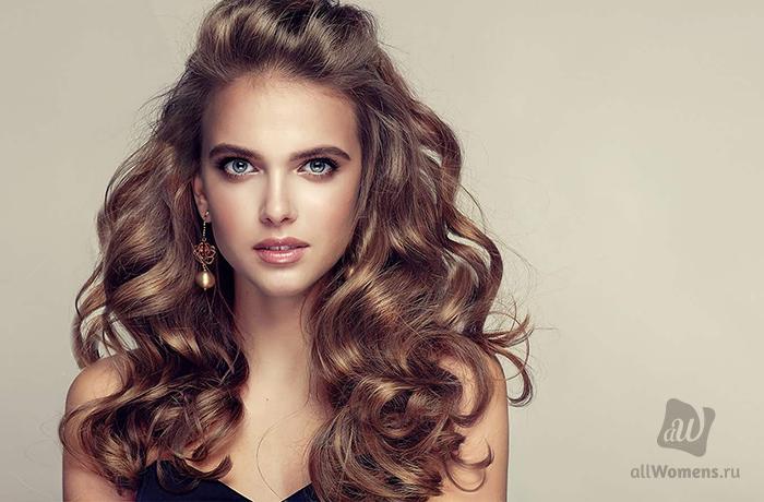 Красивые прически с распущенными волосами на каждый день: 12 простых и