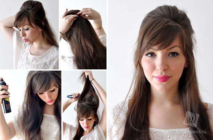Красивые прически с распущенными волосами на каждый день: 12 простых идей