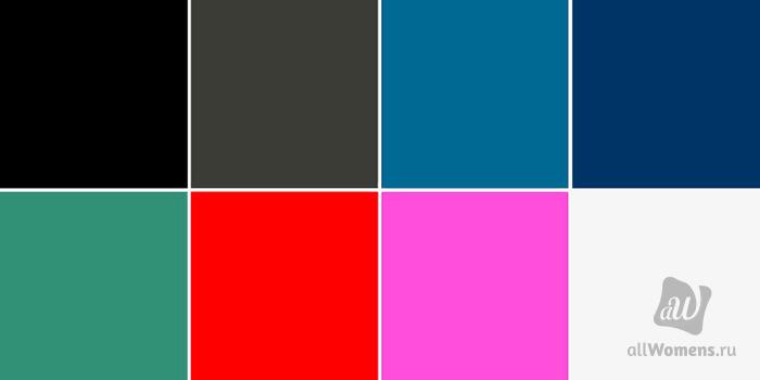 Макияж без ошибок: идеальная палитра для вашего цветотипа
