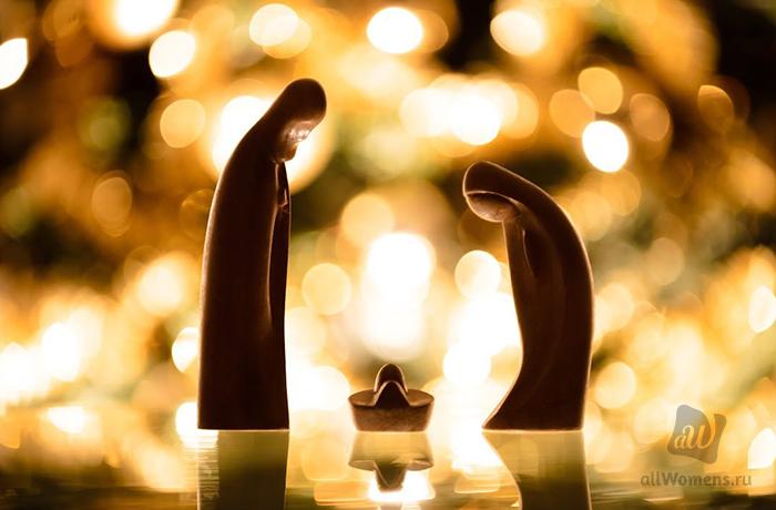 Что можно, а что нельзя делать на Рождество Христово