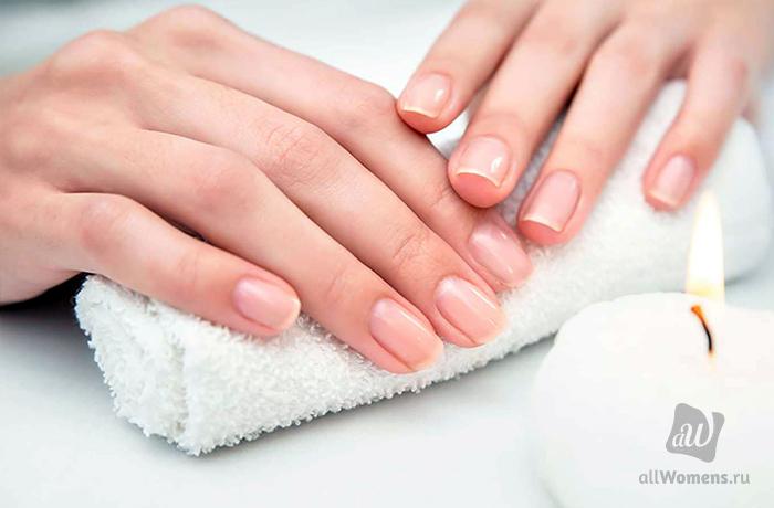 Как снять гелевое покрытие дома, не повредив ногти