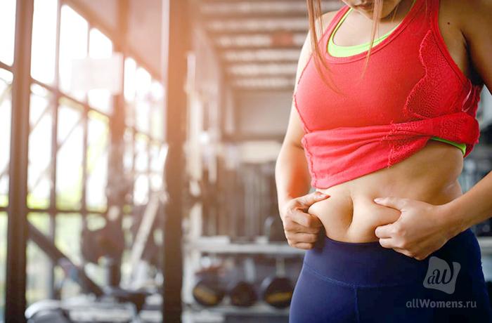 Кортизоловый жир: что это такое и как от него избавиться