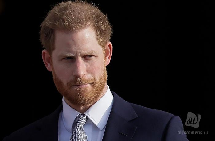 Принц Гарри наконец-то сознался, почему покинул королевскую семью
