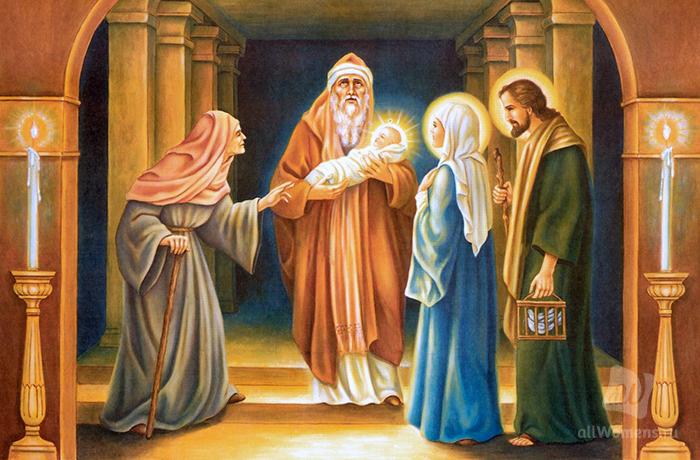Что можно, а что нельзя делать на Сретение Господне?