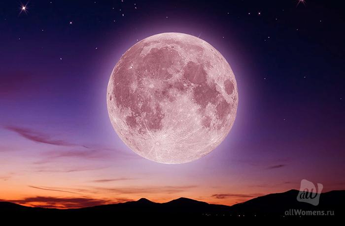 Что можно и нельзя делать на полную Луну?