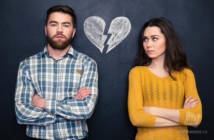 Нелюбовь: 7 причин, почему муж охладел к жене