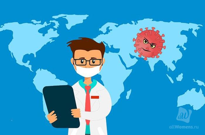 Всё о коронавирусе в вопросах и ответах: только факты