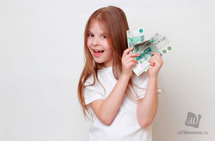 Выплаты на детей в возрасте от 3 до 7 лет начнутся в июне 2020