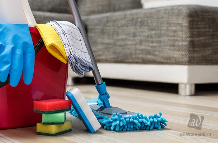 Пока все дома: 7 золотых правил уборки во время самоизоляции