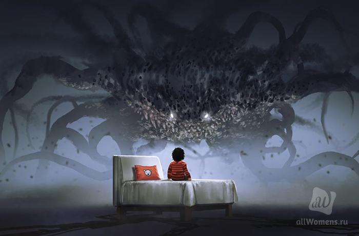 Каких снов нужно бояться: причины кошмаров и их толкование