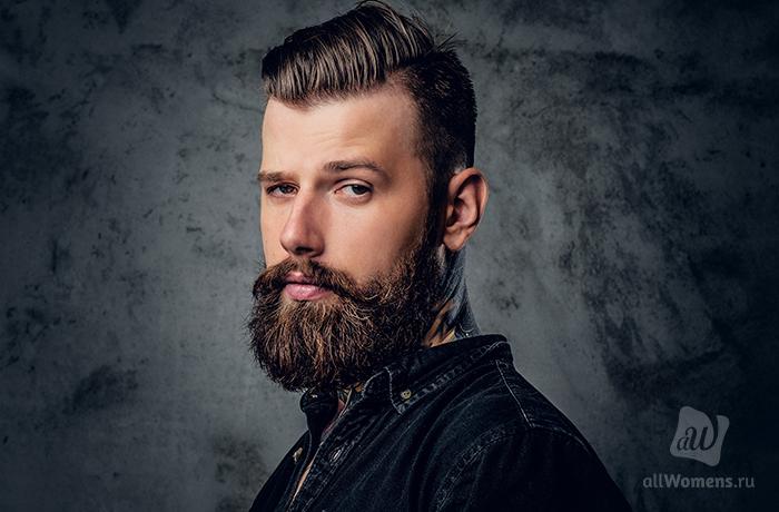 Как отрастить шикарную бороду: советы дерматолога
