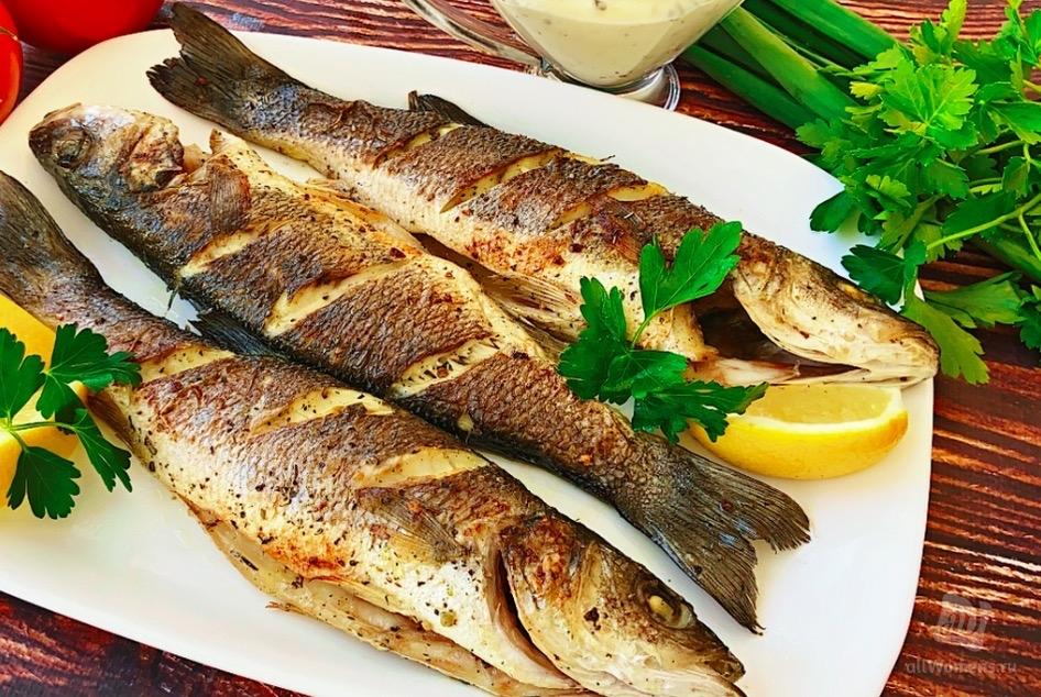 Как пожарить рыбу без брызг масла. Вкусный и простой рецепт