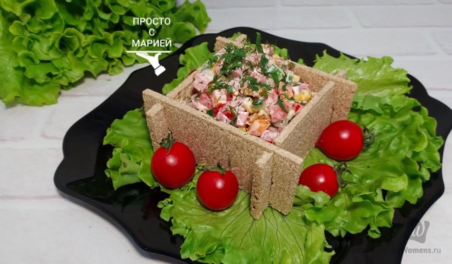Как сделать любой салат фокусом на праздничном столе и не только